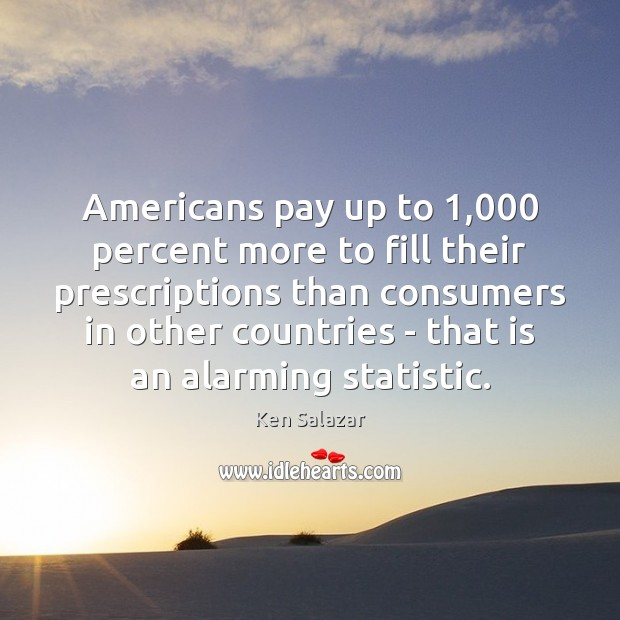 Image, Americans pay up to 1,000 percent more to fill their prescriptions than consumers