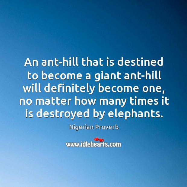 Nigerian Proverb Image