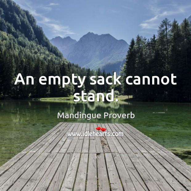 Mandingue Proverbs