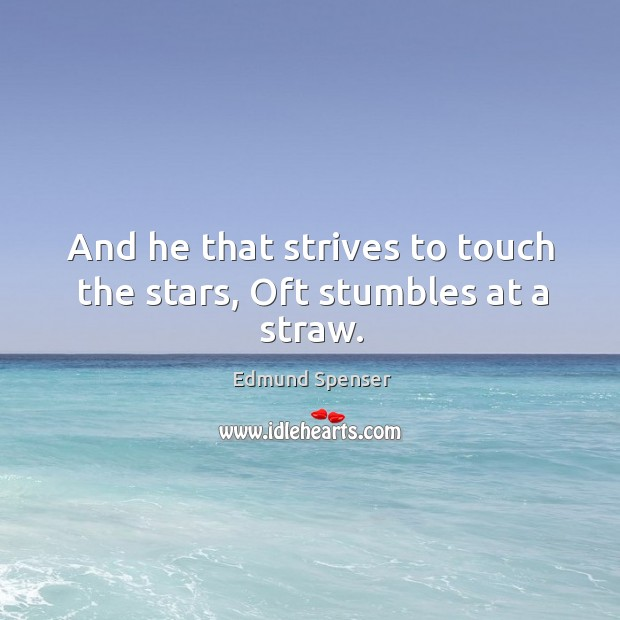 Picture Quote by Edmund Spenser