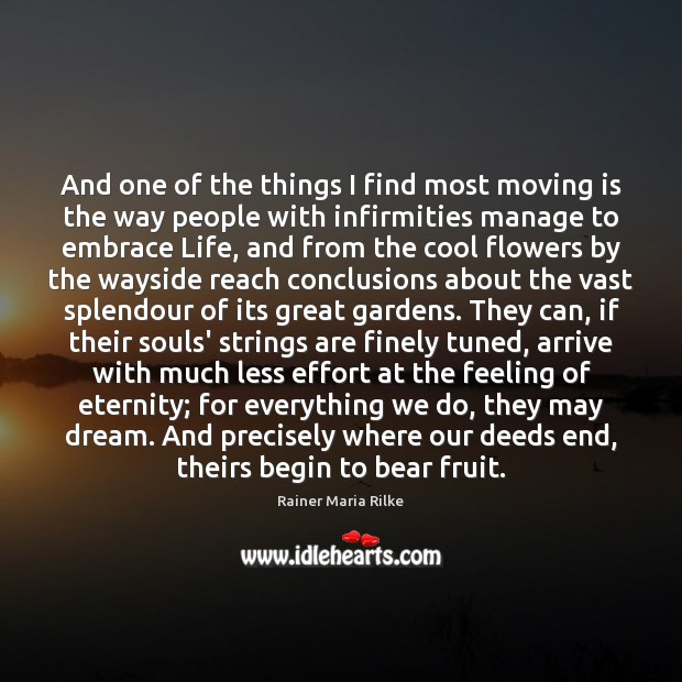 And one of the things I find most moving is the way Image
