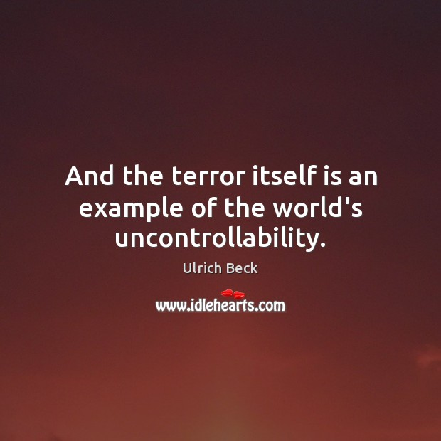the relationship between terror and the Methods and motives: exploring links between transnational organized crime & international terrorism  different stages in the terror-crime relationship this .