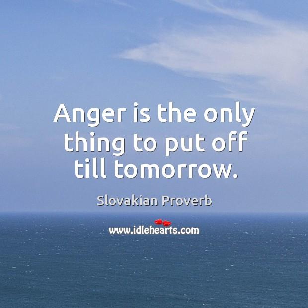 Slovakian Proverbs