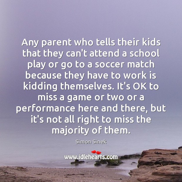 Image, Any parent who tells their kids that they can't attend a school