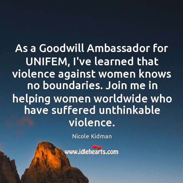 Picture Quote by Nicole Kidman