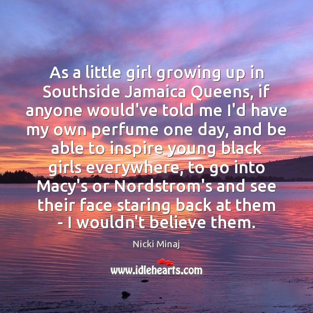 Growing Up Girl Quotes: Quotes About Black Girl / Picture Quotes And Images On