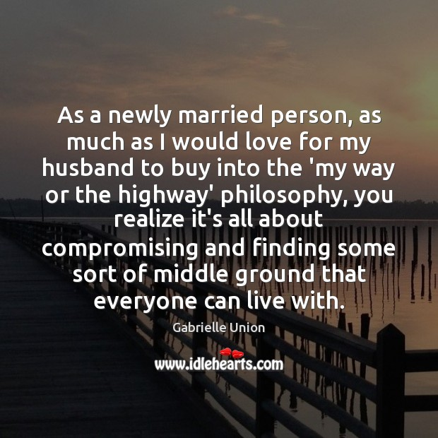 Image, As a newly married person, as much as I would love for