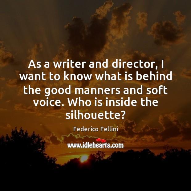 Picture Quote by Federico Fellini
