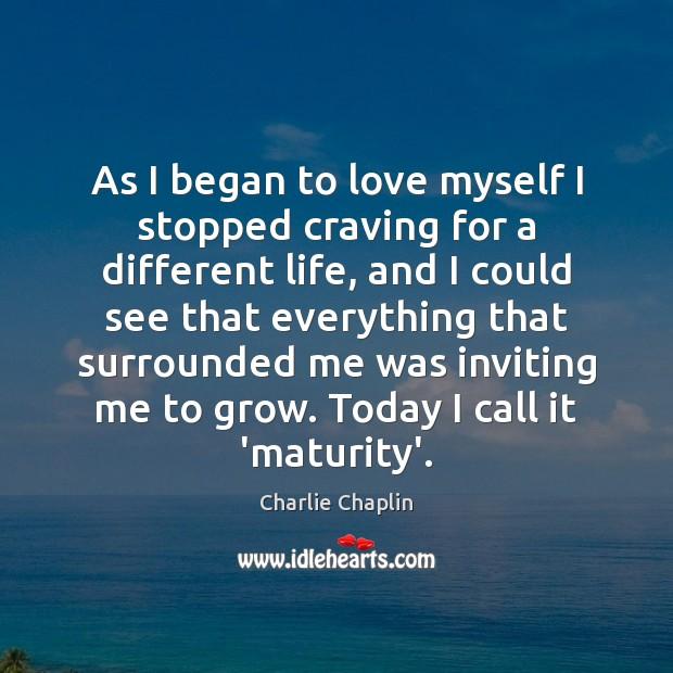 charlie chaplin as i began to love myself pdf