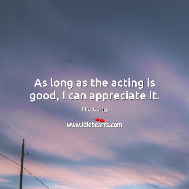 Acting Quotes
