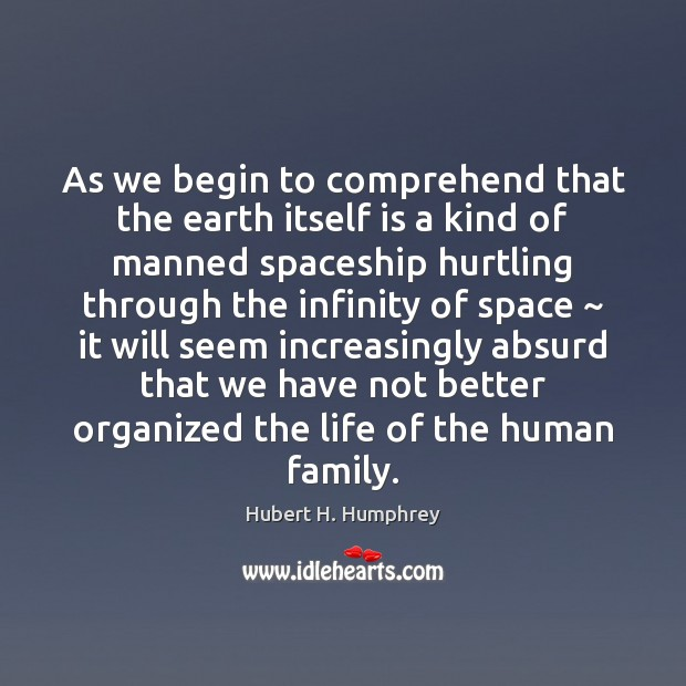 Image, As we begin to comprehend that the earth itself is a kind
