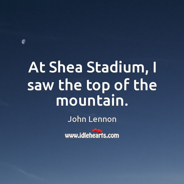 Picture Quote by John Lennon