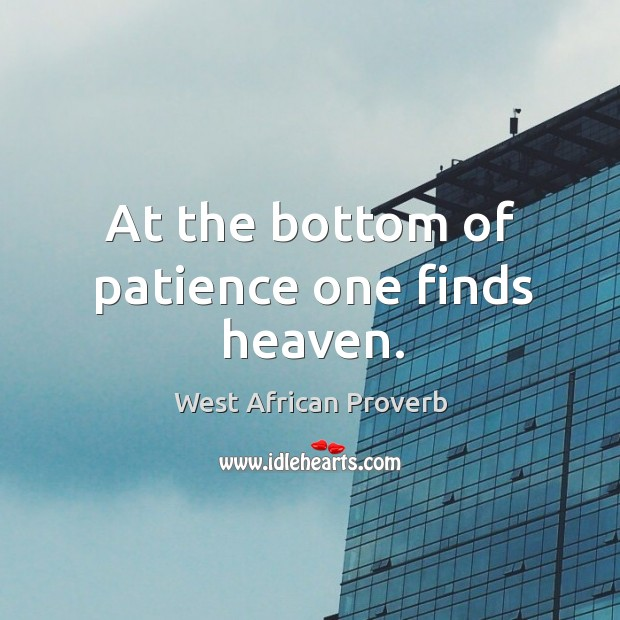 West African Proverbs