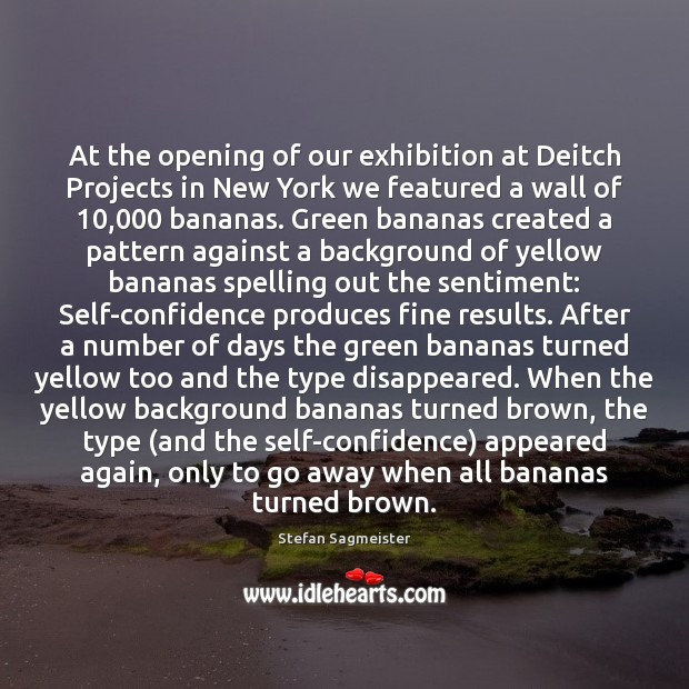 At the opening of our exhibition at Deitch Projects in New York Image