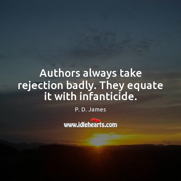 Picture Quote by P. D. James