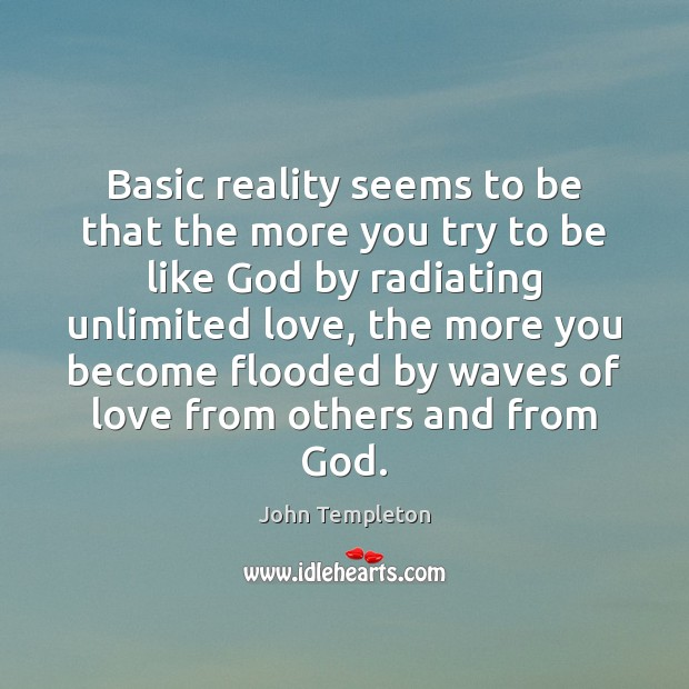 Image, Basic reality seems to be that the more you try to be