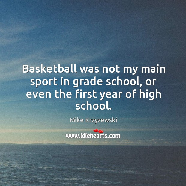 Picture Quote by Mike Krzyzewski