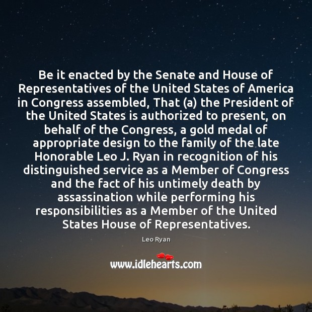 Image, Be it enacted by the Senate and House of Representatives of the