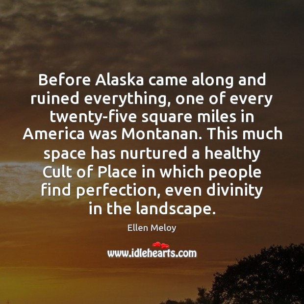 Image, Before Alaska came along and ruined everything, one of every twenty-five square