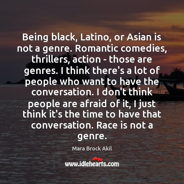 Picture Quote by Mara Brock Akil