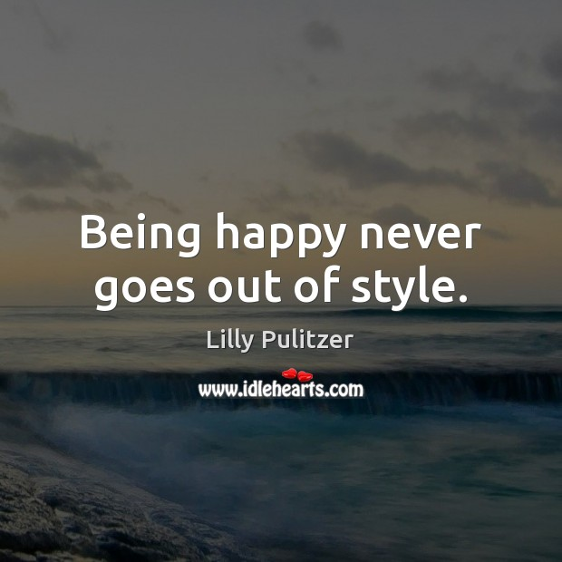 Picture Quote by Lilly Pulitzer