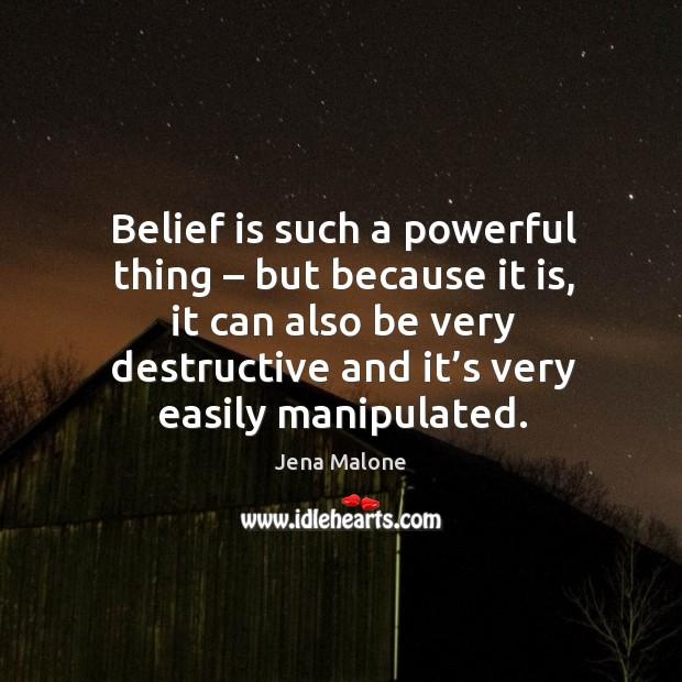 Belief Quotes Image