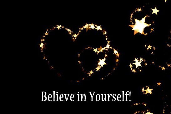 Trust your own judgments and opinions Believe in Yourself Quotes Image