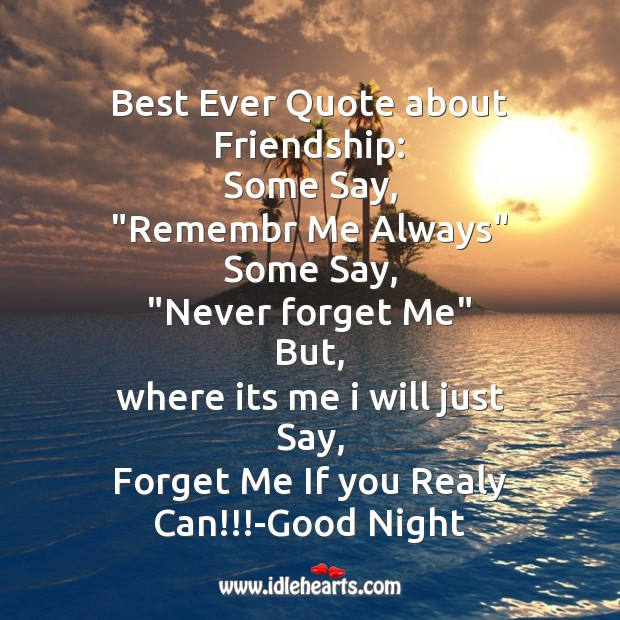 Image, Best ever quote about friendship