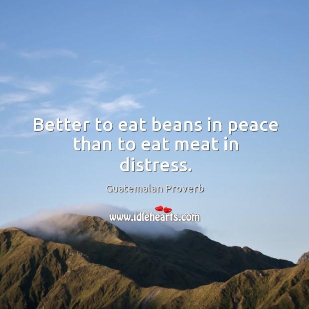 Guatemalan Proverbs
