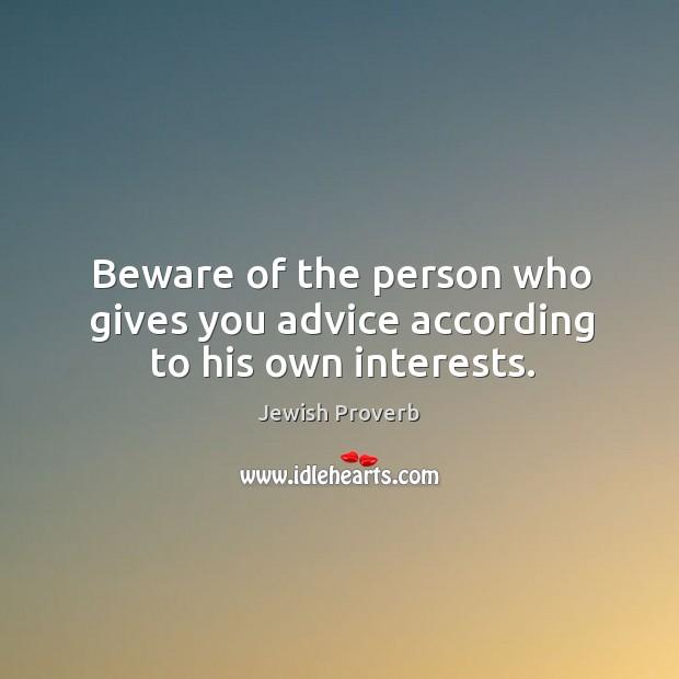 Jewish Proverbs