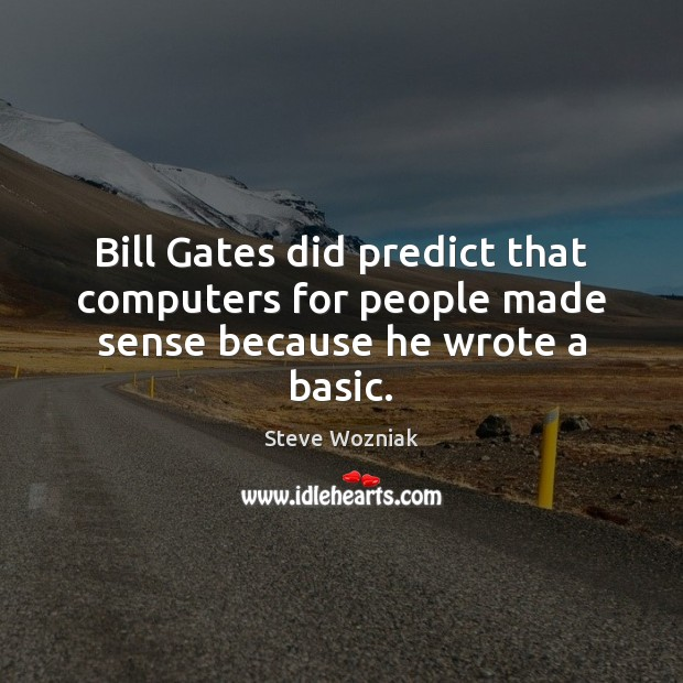 Bill Gates On Education Quotes: Quotes About Bill Gates / Picture Quotes And Images