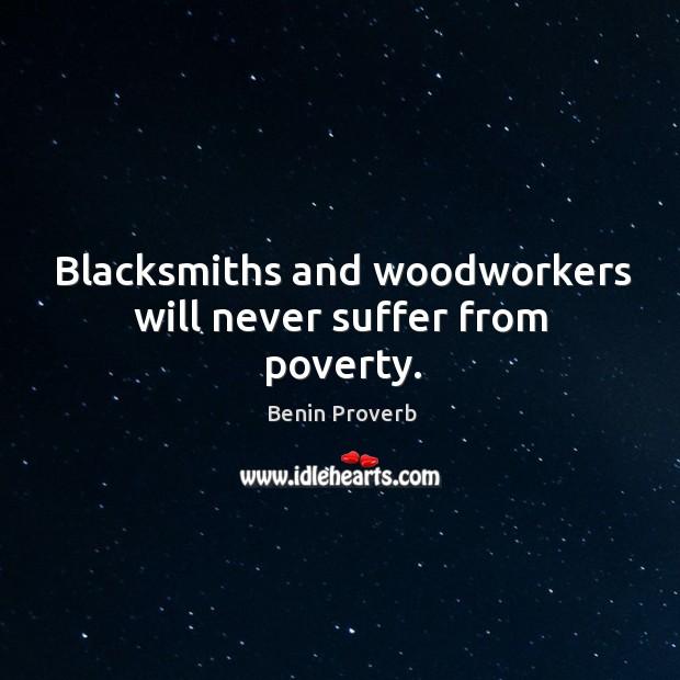 Benin Proverbs