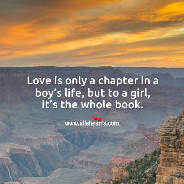 Image, Boys Love vs Girls Love