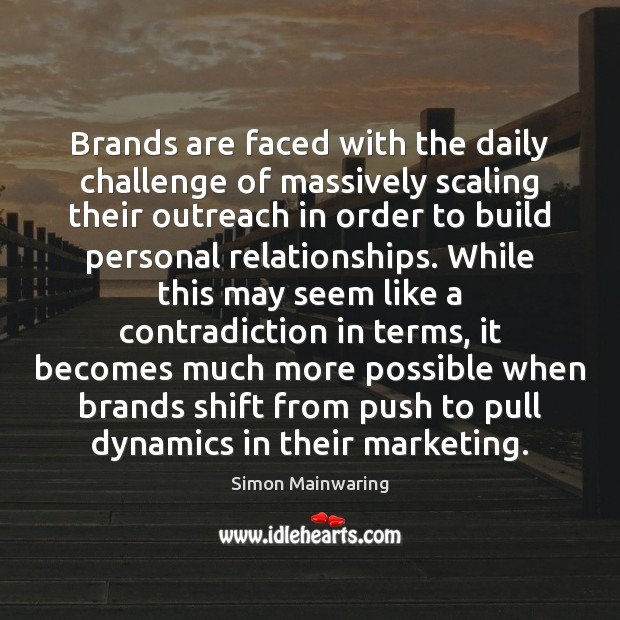 Image, Brands are faced with the daily challenge of massively scaling their outreach