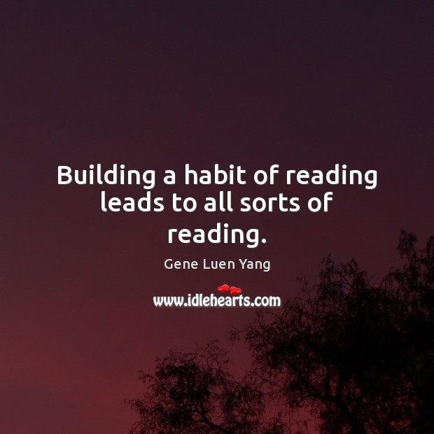 Picture Quote by Gene Luen Yang