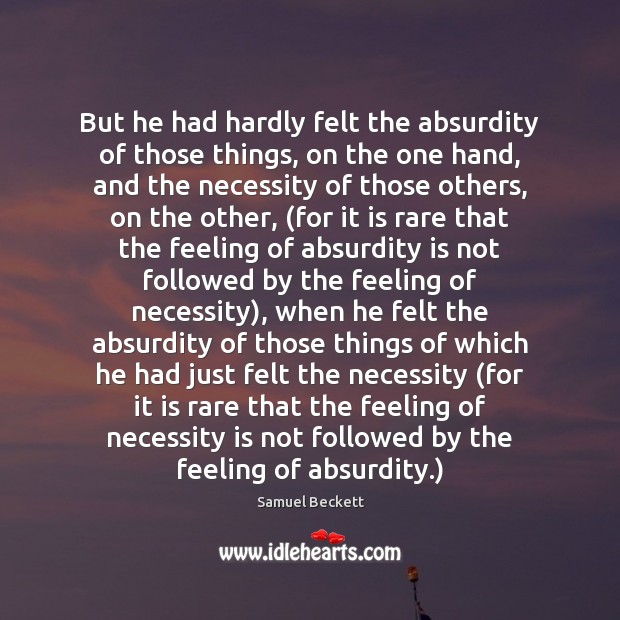 But he had hardly felt the absurdity of those things, on the Image
