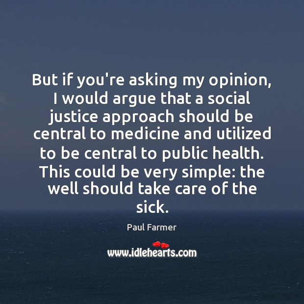 But if you're asking my opinion, I would argue that a social Image