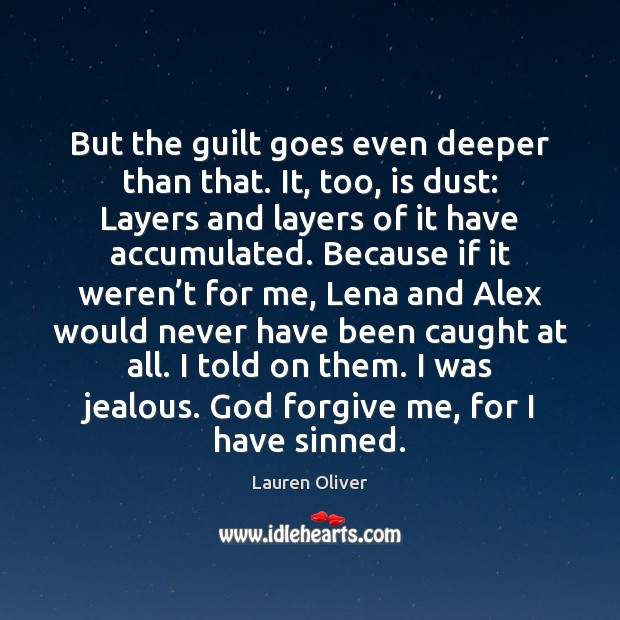 Guilt Quotes Image