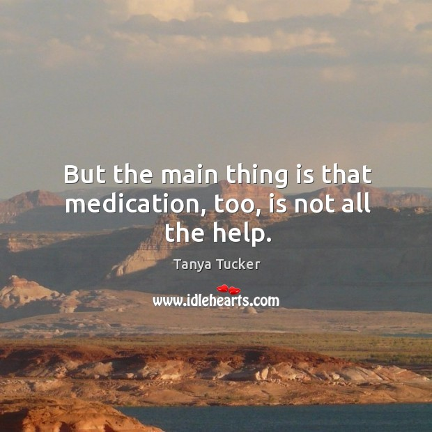 But the main thing is that medication, too, is not all the help. Image