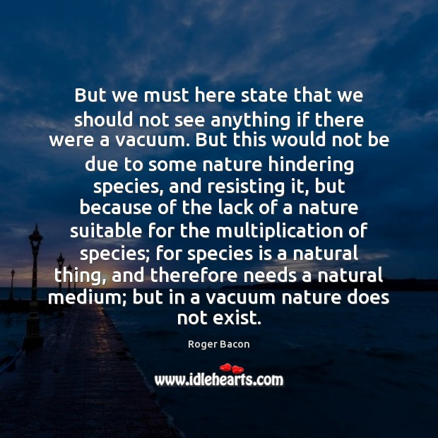 But we must here state that we should not see anything if Image