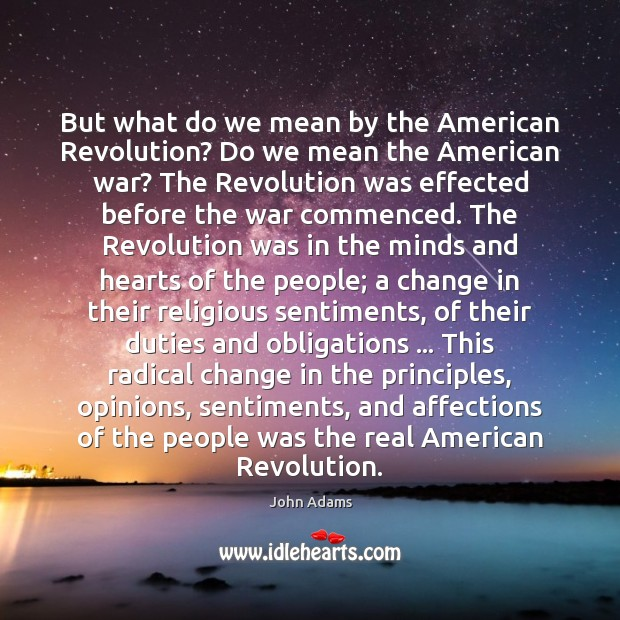 Image, But what do we mean by the American Revolution? Do we mean