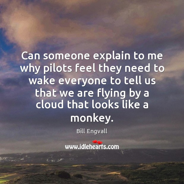 Image, Can someone explain to me why pilots feel they need to wake