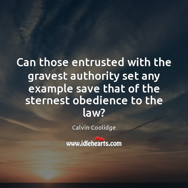 Picture Quote by Calvin Coolidge