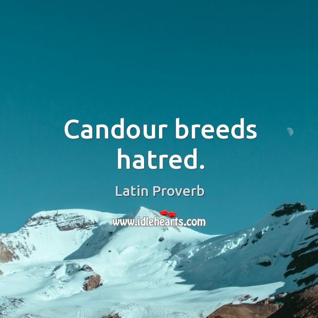 Latin Proverbs