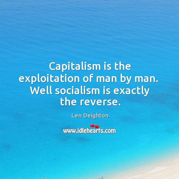 Capitalism Quotes