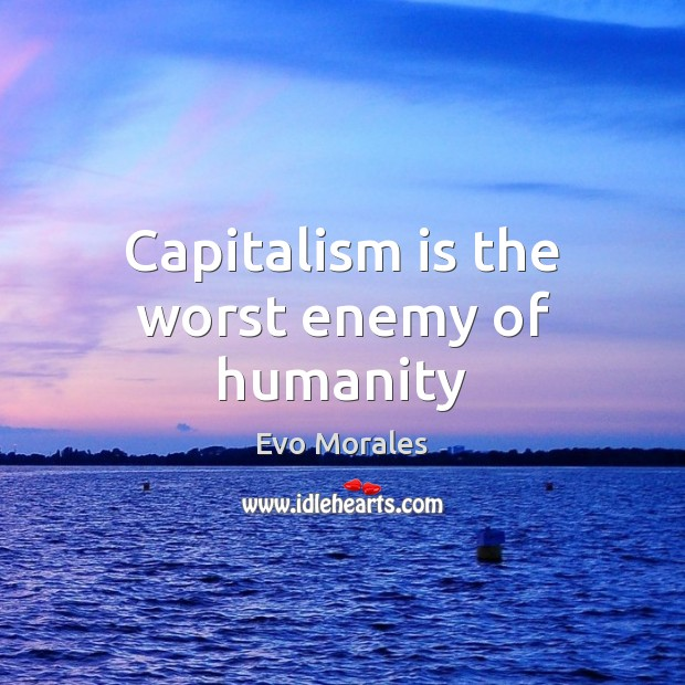 Capitalism Quotes Image
