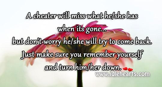 Make Sure You Remember