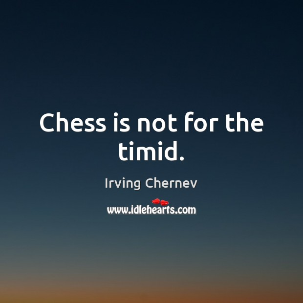 Picture Quote by Irving Chernev