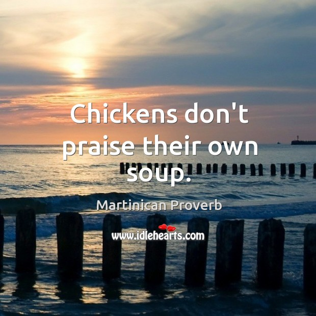 Martinican Proverbs