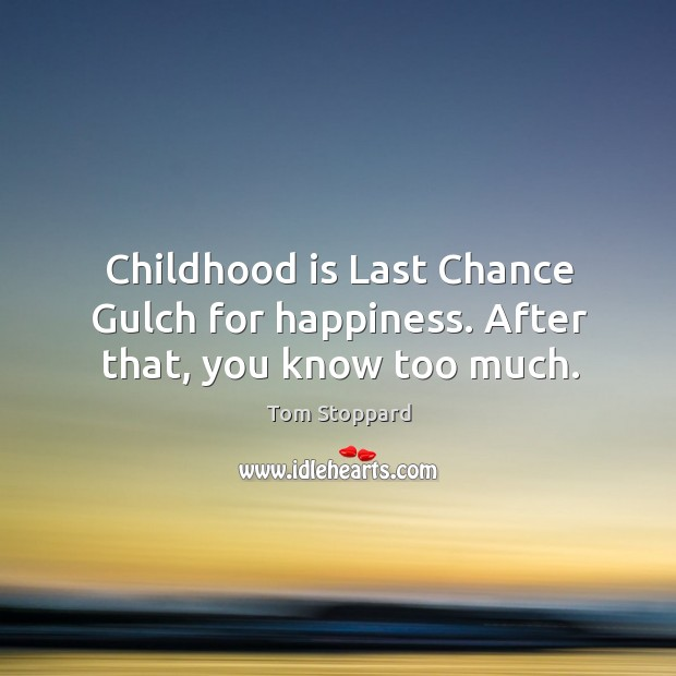 Childhood Quotes Image
